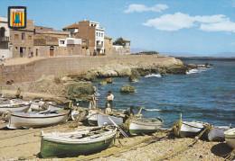 Ph-CPSM Espagne La Escala (Cataluna) Vista Parcial - Gerona