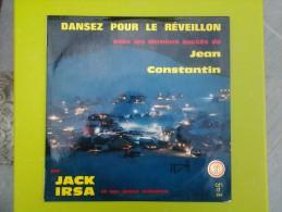 33T 25cm. JACK IRSA Et Son Grand Orchestre. DANSEZ POUR LE REVEILLON Succès De JEAN CONSTANTIN - Autres - Musique Française