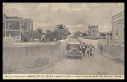 SILVES - ARMAÇÃO DE PERA - Avª Mascarenhas Gregório ( Ed. Comissão Iniciativa E Turismo Nº 5) Carte Postale - Faro