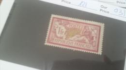 LOT 244648 TIMBRE DE FRANCE NEUF* N�121 VALEUR 31 EUROS