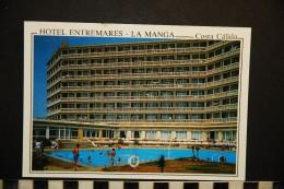 Espana La Manga Del Mar Menor  Hotel Entremares - Murcia