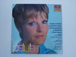 """33T. Pétula CLARK. L'amour Viendra (thème Du Film """"Autant En Emporte Le Vent""""), La Dernière Valse, - Vinyles"""