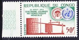 CONGO 1964 YT N° 159 ** - Congo - Brazzaville