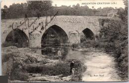 79 ARGENTON CH�TEAU - le pont neuf -