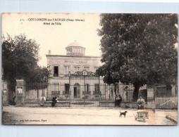 79 COULONGES SUR L'AUTIZE - Hotel De Ville - Coulonges-sur-l'Autize
