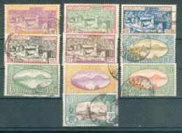 Collection GUADELOUPE ; Colonie ; 1928-38 ; Y&T N°  ; Lot 007 ; Oblitéré - Guadeloupe (1884-1947)