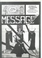 MESSAGE SECRET  N° 1 -   A.V.R.S. 1981 - Zeitschriften & Magazine