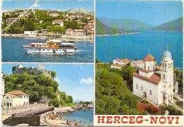 HERCEG NOVI- Traveled -FNRJ - Montenegro