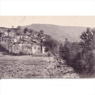 LGOTP8293A-LFTD9591.Tarjeta Postal De LUGO.Arboles.Arroyo,campo,montañas.vista Parcial De MONDOÑEDO.Lugo - Lugo