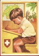DAO-09 Bundesfeier-Postkarte 1930 Carte Fête Nationale.  Non Circulé . Nicht Gelaufen. Timbre De 10 Ct. - Other