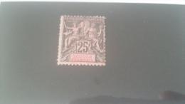 LOT 244684 TIMBRE DE COLONIE SOUDAN NEUF* N�10 VALEUR 32 EUROS
