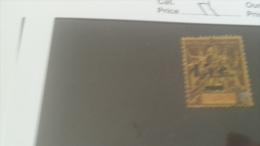 LOT 244715 TIMBRE DE COLONIE REUNION NEUF* N�54 VALEUR 25 EUROS
