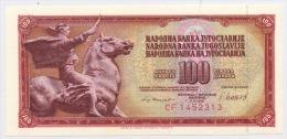 YOUGOSLAVIE: 100 DINARA NEUF - Yougoslavie