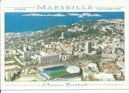 "ESTADIO - STADIUM - STADE - STADION "" VELODROME "" .- MARSEILLE - ( FRANCIA ) - Fútbol"