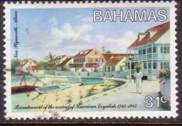BAHAMAS 1983 SG #659 31c VF Used American Loyalists - Bahamas (1973-...)