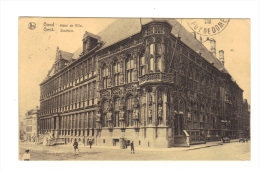 Belgique: Gent, Gand, Hotel De Ville, Stadhuis (15-621) - Gent