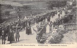 RONCESVALLES - RONCEVAUX - PROCESSION DES PENITENTS - Navarra (Pamplona)
