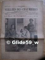 Les Veillées Des Chaumières - La Fille De Clémence, Par Henry Bister - N° 22 - 14 Janvier 1933 - Livres, BD, Revues