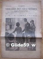 Les Veillées Des Chaumières - La Fille De Clémence, Par Henry Bister - N° 25 - 25 Janvier 1933 - Libri, Riviste, Fumetti