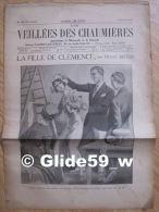 Les Veillées Des Chaumières - La Fille De Clémence, Par Henry Bister - N° 31 - 15 Février 1933 - Libri, Riviste, Fumetti