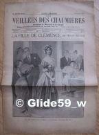 Les Veillées Des Chaumières - La Fille De Clémence, Par Henry Bister - N° 32 - 18 Février 1933 - Livres, BD, Revues