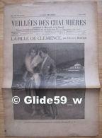 Les Veillées Des Chaumières - La Fille De Clémence, Par Henry Bister - N° 37 - 8 Mars 1933 - Livres, BD, Revues