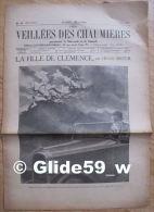 Les Veillées Des Chaumières - La Fille De Clémence, Par Henry Bister - N° 41 - 22 Mars 1933 - Livres, BD, Revues