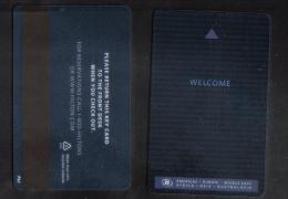SCOTLAND HILTON  HOTEL KEY CARD - - Hotel Keycards