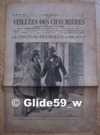 Les Veillées Des Chaumières - Le Château Des Mages, Par Eric De Cys - N° 59 - 24 Mai 1933 - Livres, BD, Revues