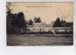 CEAUCE - Château De Montchauveau - Très Bon état - France