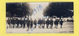 Document  PHOTO   Guerre 14-18  MILITERIA  PRISIONNIERS BOCHES AU PAS DE Parachutiste  à CERNON MARNE  Fevr 2015  07 - Guerre, Militaire