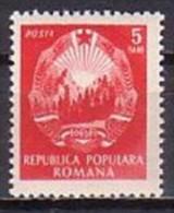 Rumänien  A1371 , Xx , (M 1216) - 1948-.... Republics