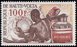 BURKINA FASO (Haute Volta) - Scott # C58 Handicrafts / Mint NH Stamp - Upper Volta (1958-1984)