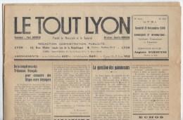Le Tout Lyon - Giornali