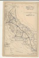 ILE D´OLÉRON - Carte Géographique  - L.GRANDSART  (carte De 10/15)            175 - Ile D'Oléron