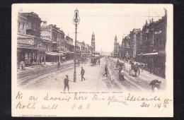 AUS1-11 KING WILLIAM STREET LOOKING SOUTH ADELAIDA - Adelaide