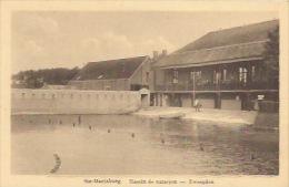 Sint Mariaburg; Zwemdok - Brasschaat