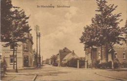 Sint Mariaburg; Schriekstraat - Brasschaat