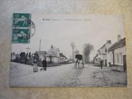 Breilly La Route Nationale Calvaire - Autres Communes