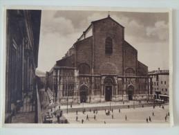 409 - Cartolina Bologna Chiesa Di S.Petronio Vg Ediz. Beretta E Giacomoni Postcard Carte Postale - Bologna