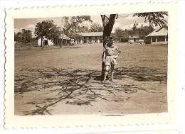 Photo Originale D´un Soldat Guerre Indochine Haut VIET NAM Dac Lac - Guerre, Militaire
