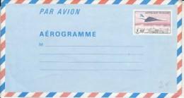 France Aerogram,  Concord Aircraft        (Z-8864) - Concorde