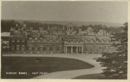BEDS - WOBURN ABBEY - EAST FRONT RP 1915 Bd207 - Autres