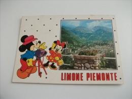 DISNEY TOPOLINO MINNI LIMONE PIEMONTE - Other