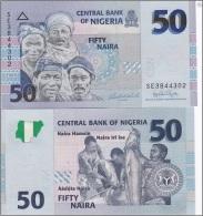 Nigeria - 50 Naira 2007 UNC  Ukr-OP - Nigeria