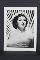 Old Trading Card/ Chromo Topic/ Theme Cinema/ Movie -Spanish Advertising - Metro Goldwyn Mayer Actress: Greer Garson - Cromos
