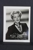 Old Trading Card/ Chromo Topic/ Theme Cinema/ Movie -Spanish Advertising - Metro Goldwyn Mayer Actress: Lana Turner - Trade Cards