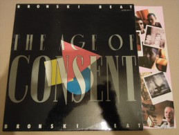 Bronski Beat - The Age Of Consent - Rock