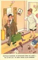 10 Humoristische Kaarten Verschillende Thema´s/10 Cartes Humoristiques Divers Thèmes/10 Humorous Cards Various Themes. - 5 - 99 Postkaarten