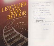 1940-45 Un Résistant Des FFI Du Réseau Alliance, Interné En Allemagne (Dédicacé Par L'auteur) 2 Scannes - 1939-45